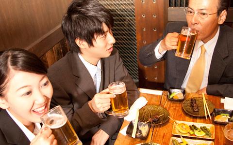 飲み会三昧のときに覚えておきたい、胃腸対策3つ 女性・OLに役立つ