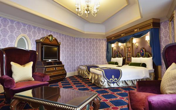 東京ディズニーランドホテルに、ファンタジーあふれる新しいゲストルームが登場! |シティリビングweb