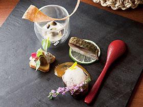 【vol.59】和モダンな料理と空間がひろがる世界「福島 もう利」