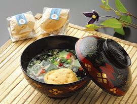お麩から金沢の四季が広がる 加賀の華やかお吸いもの