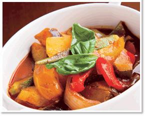 冷蔵庫野菜たっぷりスープ