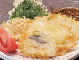 【vol.12 今月のまかないごはん】フライパンでできる天ぷら