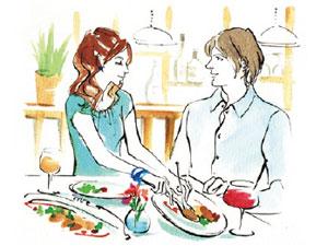 【vol.21】 デートで実践できるマナー