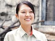 横浜市立野毛山動物園 飼育展示係 トラ・ライオン担当 正木美舟さん(30歳)