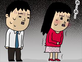 恥ずかしくて言えない…デート中の大失敗