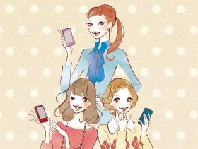 1日密着レポート 3姉妹のよくばりアプリ