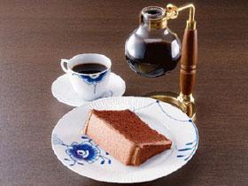タイムスリップした気分に 「珈琲茶房 面影屋」
