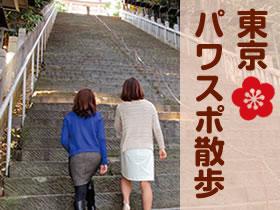 いい運気はどこ? 東京パワスポ散歩