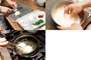 自宅で10分ふたりごはん【揚げだし豆腐の豆乳仕立て】