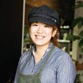 キッチン担当 平野由貴子さん