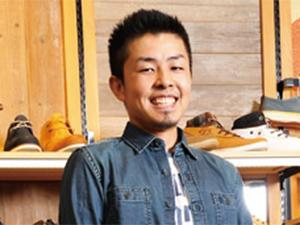 【vol.14】 ティンバーランド あべのマーケットパーク キューズモール店 店長 竹内拓也さん