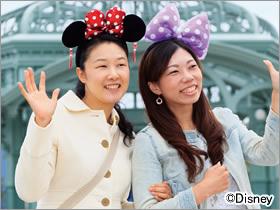 今年30周年を迎えた「東京ディズニーランド」へ