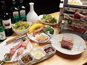 「BAR mimosa」「SARATOGA BBQ BOX」を紹介