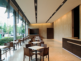 乙女の美術館案内「第6回:カフェもステキ 山種美術館」