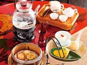 【vol.64】和をプラスしたココロ躍る中華を多彩な中国茶と「茶酔楼 時ノ葉」