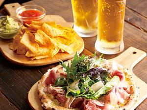 【vol.67】自家製の薪窯で焼いた香ばしいピザがたまらない「Beer&Pizza GO_SUKE」
