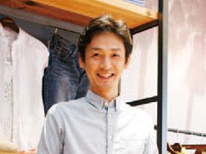 【vol.23】リーバイス ストア 梅田店/ N<u>U</u> chayamachi 3階 ストア マネジャー 長谷川翼さん