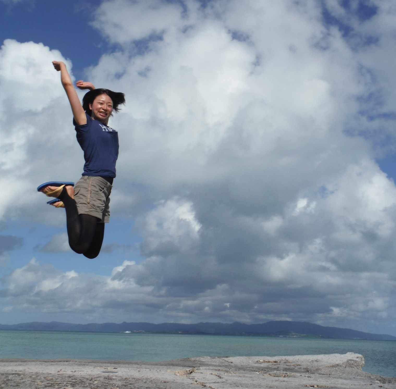 竹富島で絶景ビーチを独り占め!?