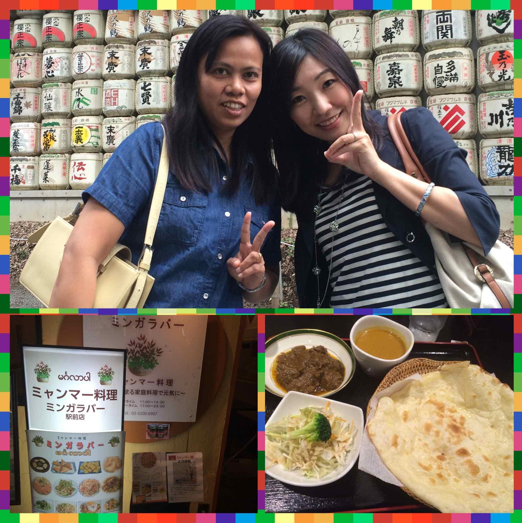 リトルヤンゴン・高田馬場で食べたい!本格エス …