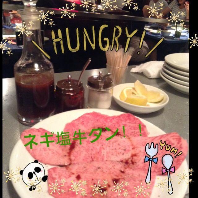 丸ごとまりんぼ☆横浜Beef Kitchenで焼き肉の巻