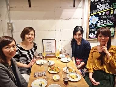新宿で新鮮な牡蠣が食べられるお店★オイスターズインク。