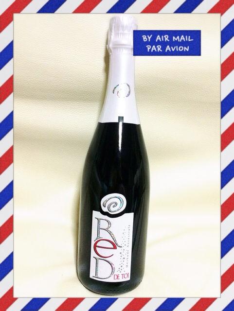 女性に大人気!甘くて飲みやすいベリー風味の赤いスパークリングワイン☆
