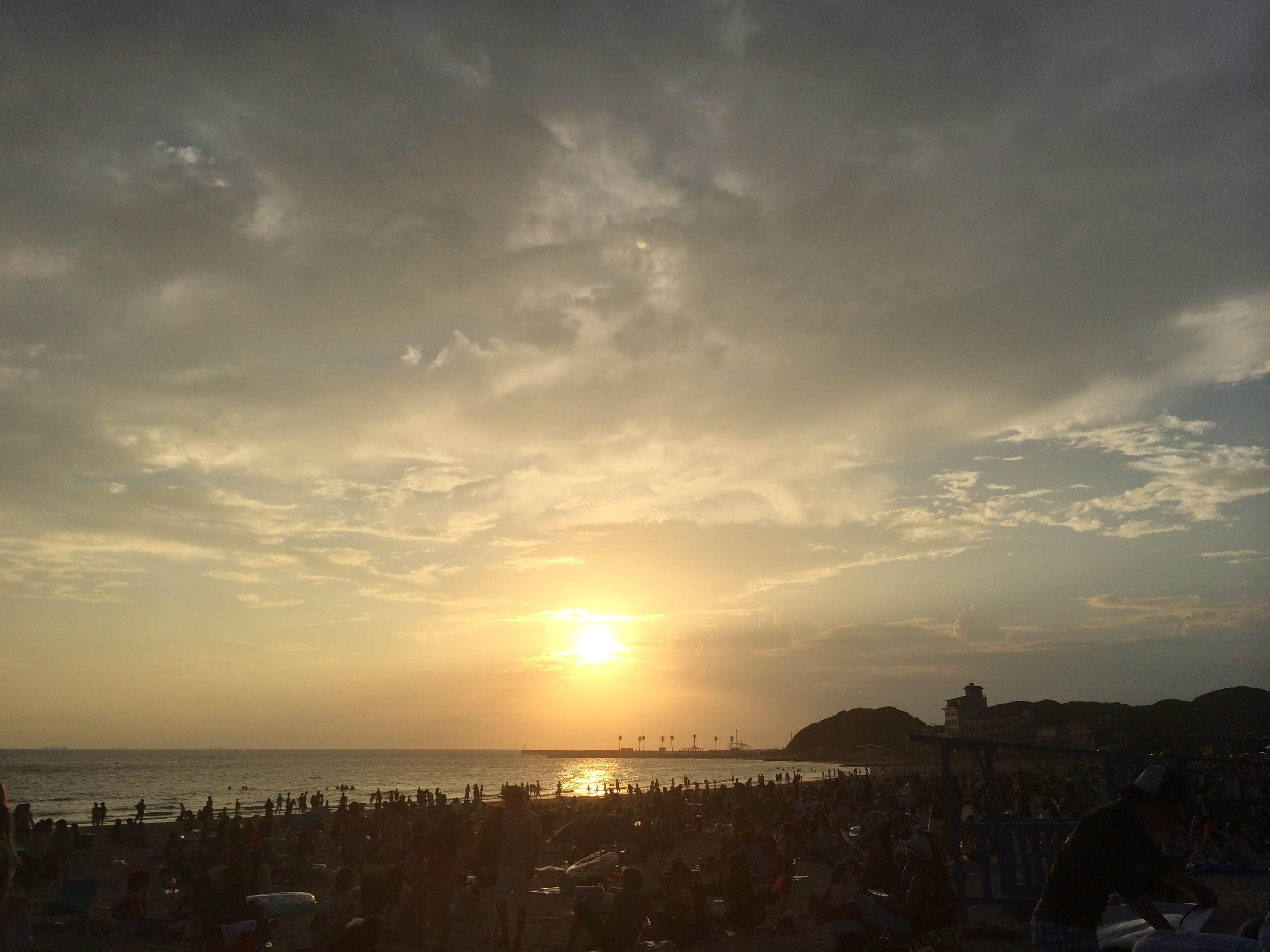 夏の思い出☆ 〜海と花火とバーベキューと〜