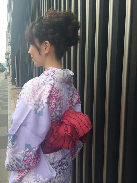 はんなり着物女子会in京都♪♪