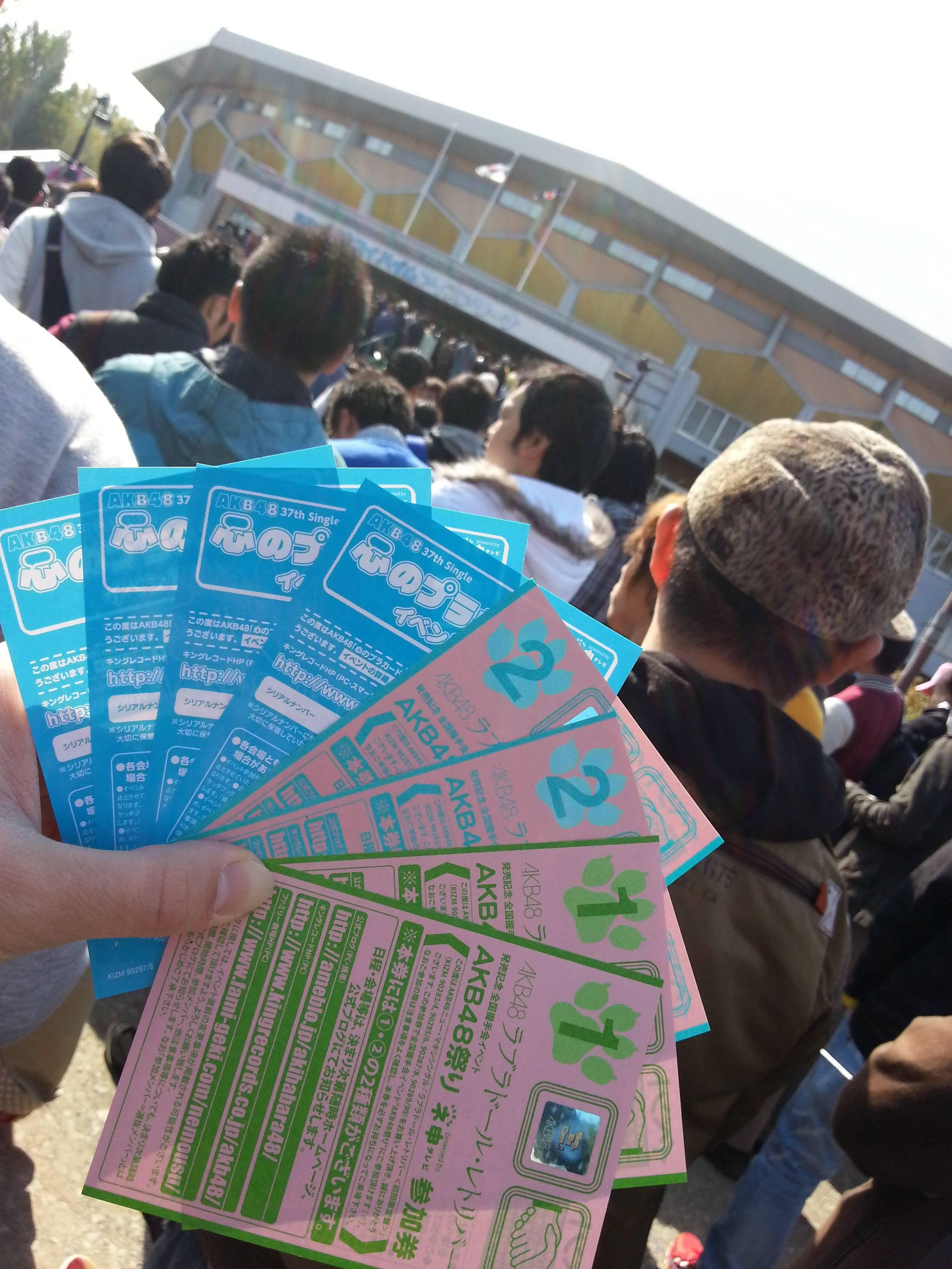 ★AKB48全国握手会イベントでメンバーと話したことは!?★