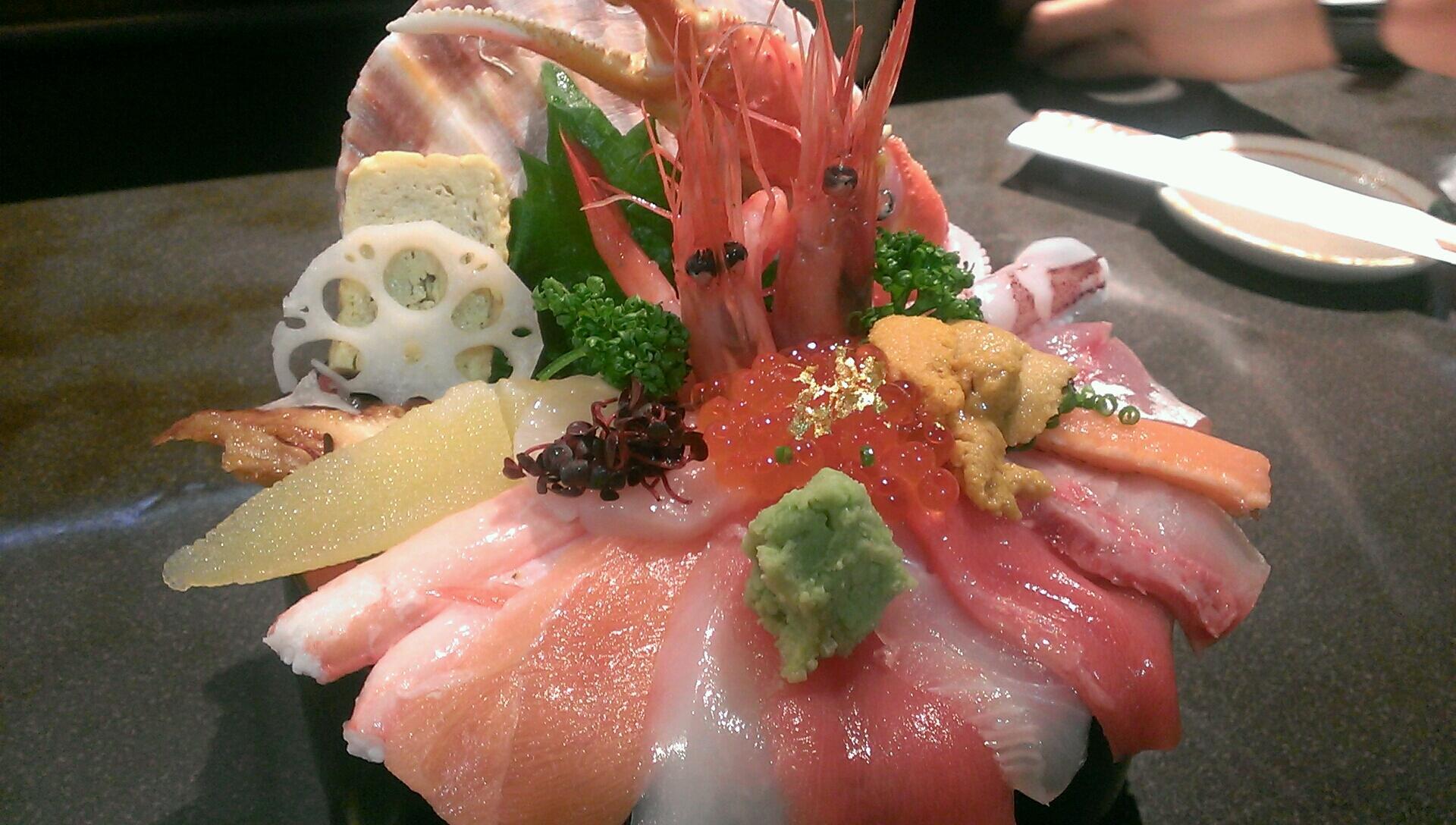 金沢*海鮮丼を食べるならここ!!!