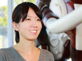 スパイラル/ワコールアートセンター象の鼻テラス 大越晴子さん(30歳)