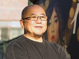 美術家 景山健さん(53歳)