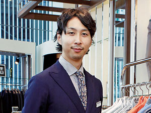 【vol.27】ノーリーズ/ブリーゼブリーゼ1階 主任 松本裕也さん