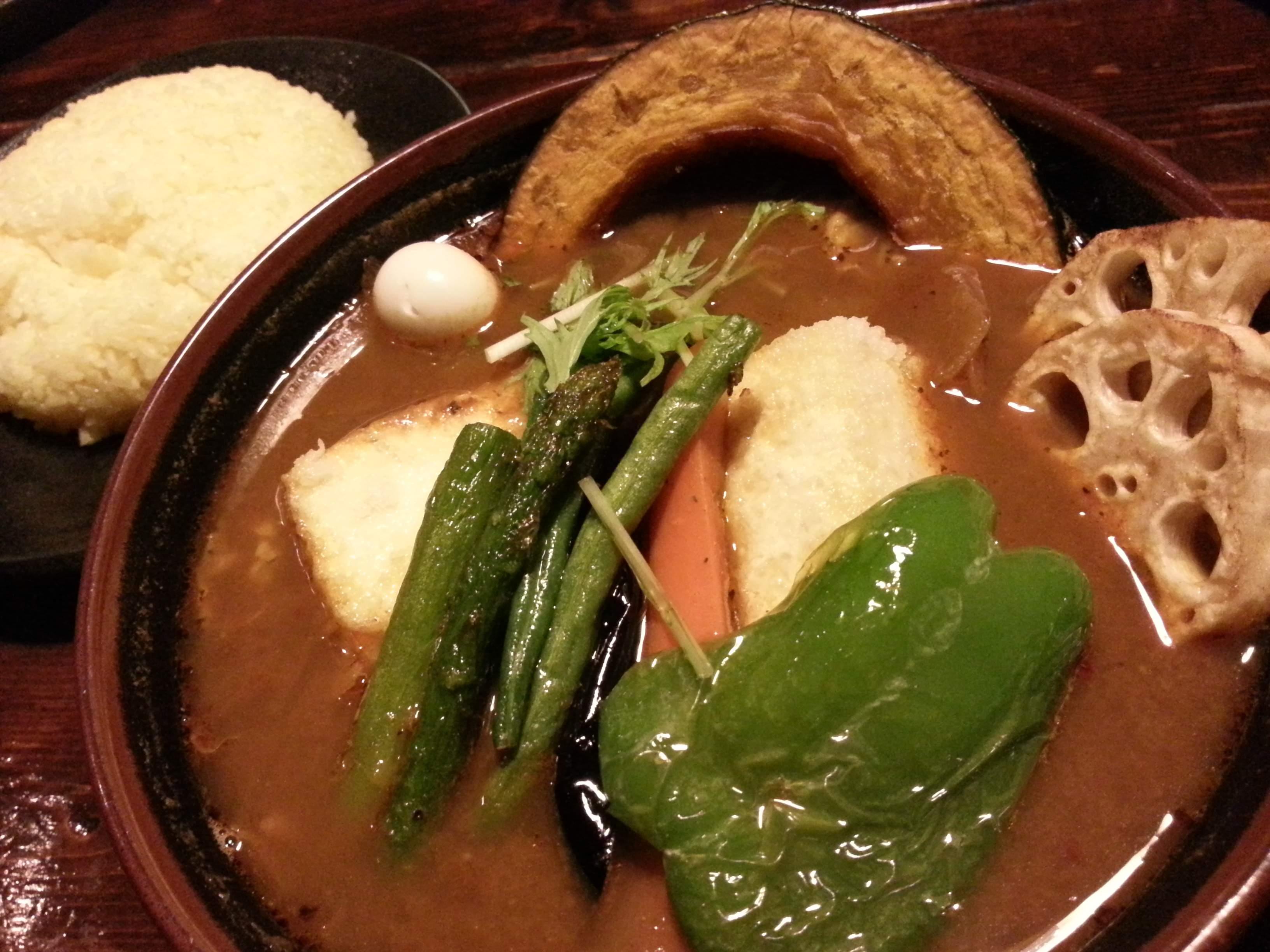 ★お気に入りのスープカレー屋さん★