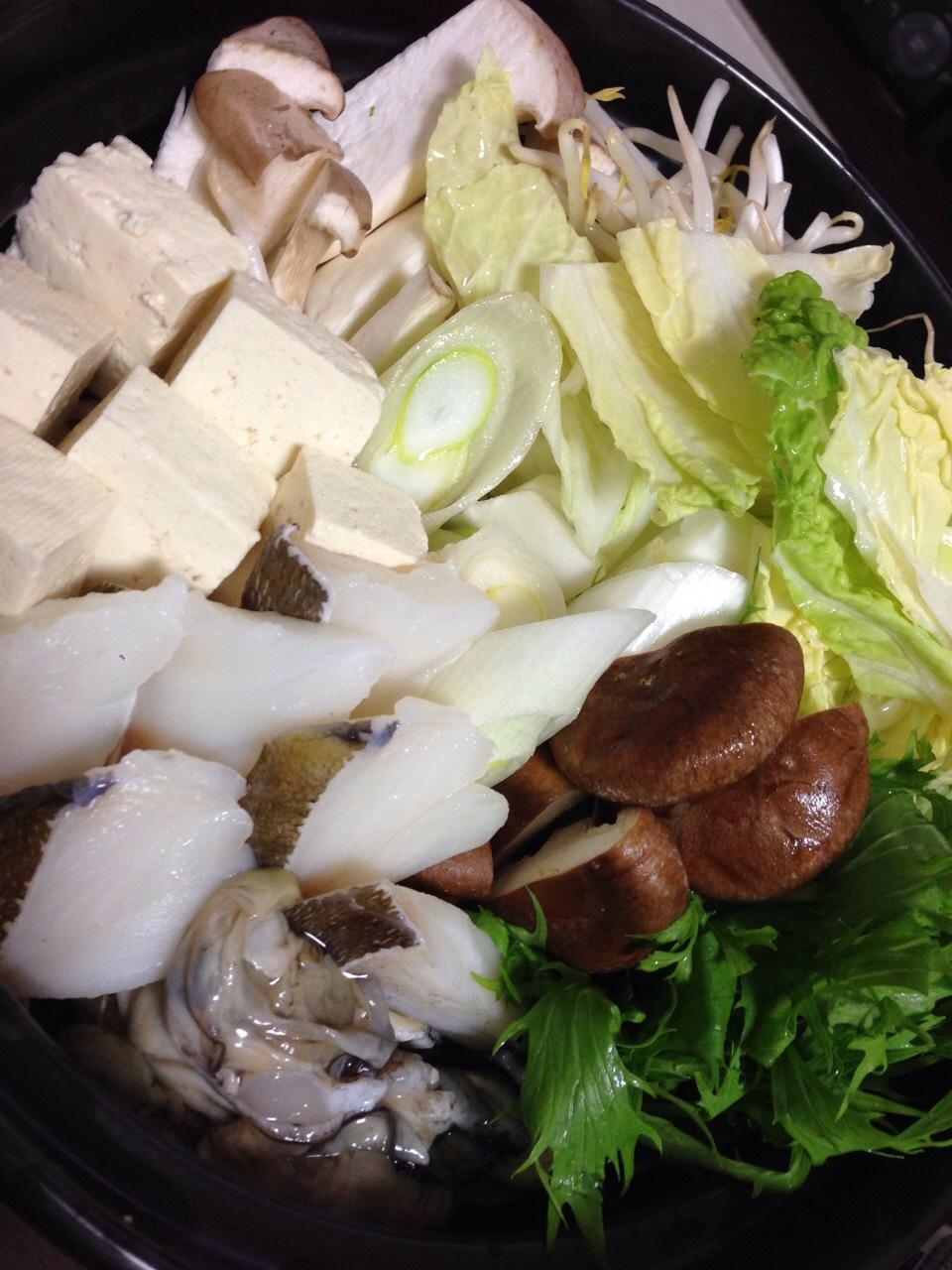 【鍋】冬はやっぱり鍋パーティー!!激ウマなポン酢で幸せ〜♡