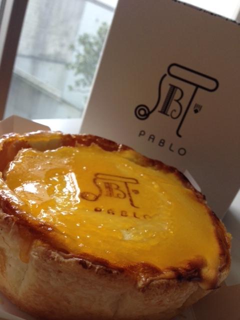行列必至のチーズタルト、PABLOがご近所でGETできる!!