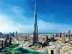 砂漠と近代都市の アラビアンな世界へ
