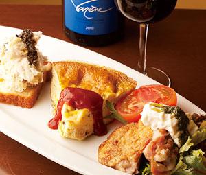 【vol.73】時代に流されないリッチな味わいのフレンチを「フランス料理 大西亭」