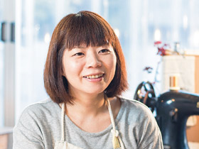 HansABO 靴の注文/靴の教室 靴のつくり手 大塲真由美(おおばまゆみ)さん(32歳)