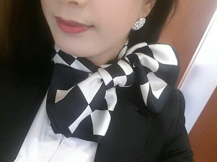 ☆スカーフアレンジ☆
