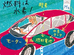 【vol.15】一般発売で注目に なぜ今、水素で走る自動車?