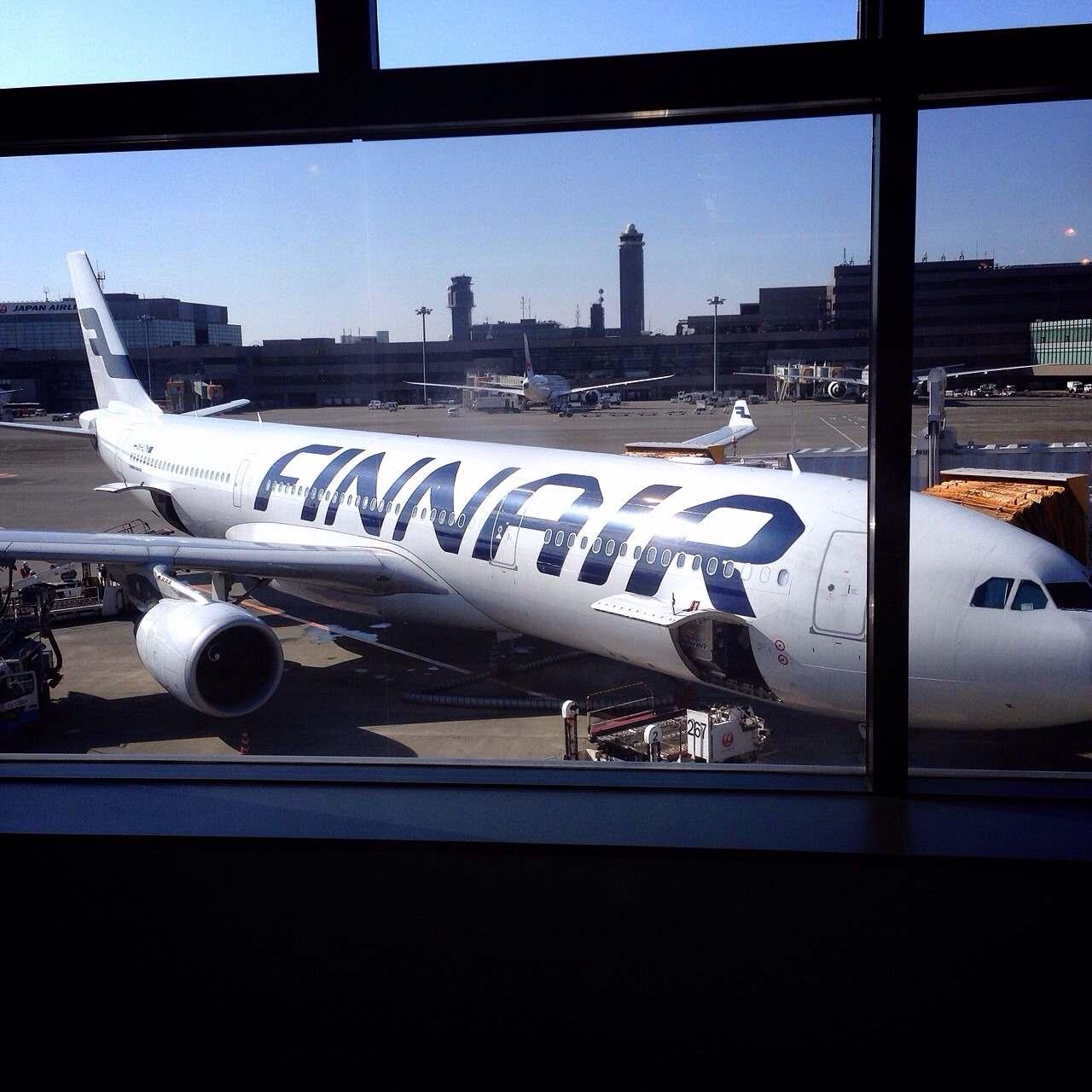 【最近のベスト旅行】②フィンランド 可愛い機内で出発~イヴァロ空港到着編☆