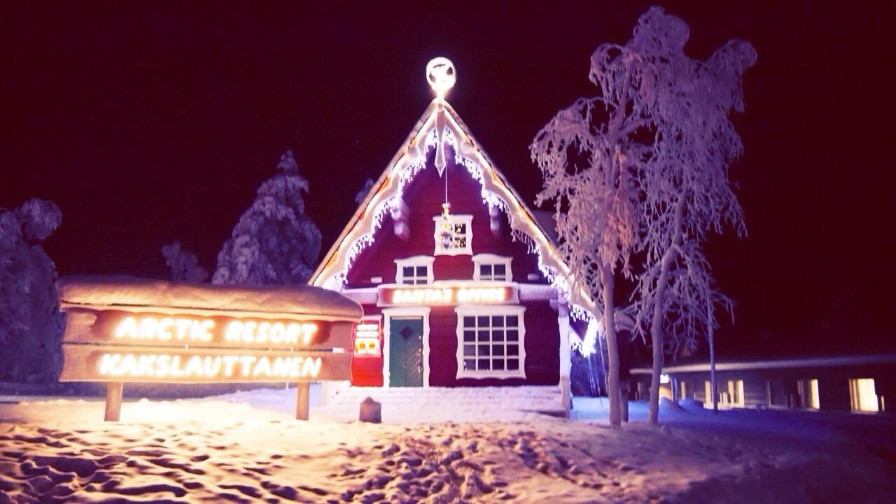 【最近のベスト旅行】③フィンランド 可愛いオーロラの街サーリセルカ編