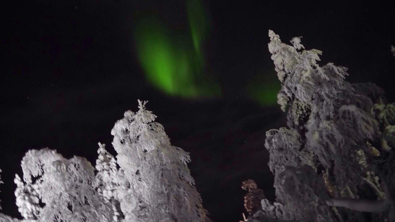 【最近のベスト旅行】④フィンランド 夜空を駆け巡る神秘のオーロラ編☆