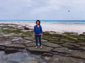 素のままの沖縄を感じられる島 沖縄・久米島