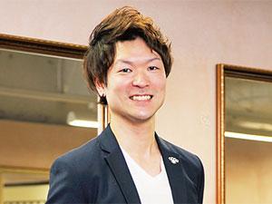 【vol.31】La Bless/梅田オーパ地下2階 副店長・ヘアデザイナー 西田和平さん