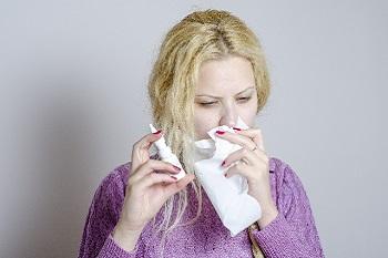 鼻 の 中 が 痛い