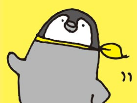 EPISODE3 子どもペンギンが動物トリビアで働く女子を全力で肯定!