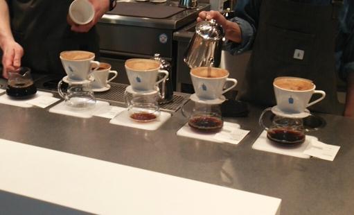 ★3月7日オープン ブルーボトルコーヒー青山カフェにいってきたよ★