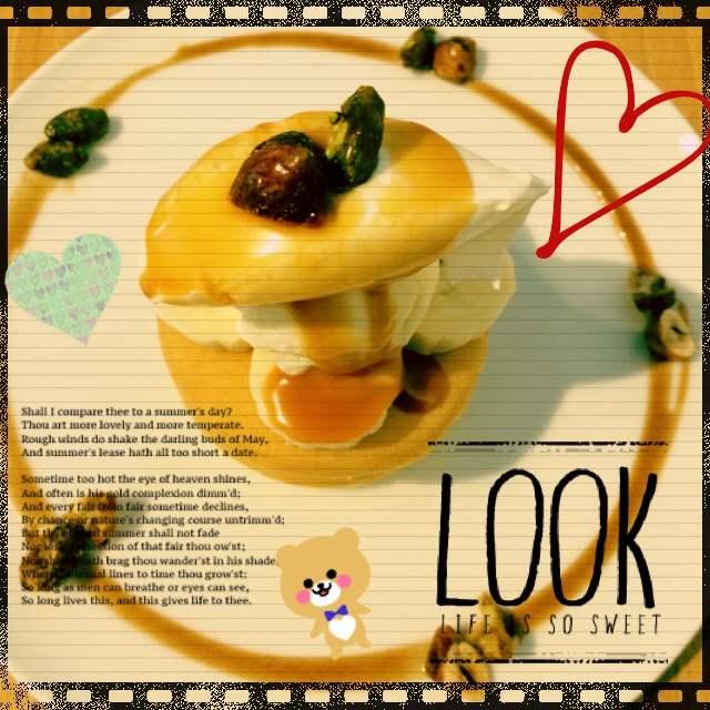 Pancake Ristrante☆